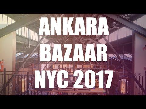 Ankara Bazaar 2017 NYC