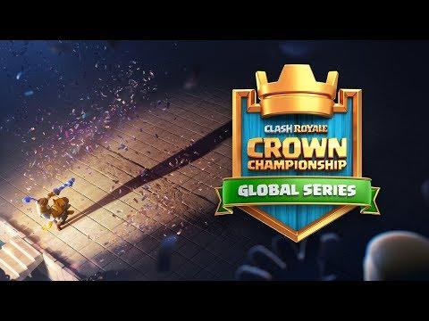 Clash Royale: Crown Championship Invitational Tournament | CCGS Fall 2017 Season