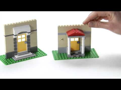 Walls Windows And Doors Lego Creator Designer Tips