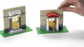 Lego® Creator Designer Tips -- Walls, Windows And Doors