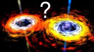 क्या होगा अगर दो असली Black Holes आपस में टकरा जायें तो। What Happens When Two Black Holes Collide