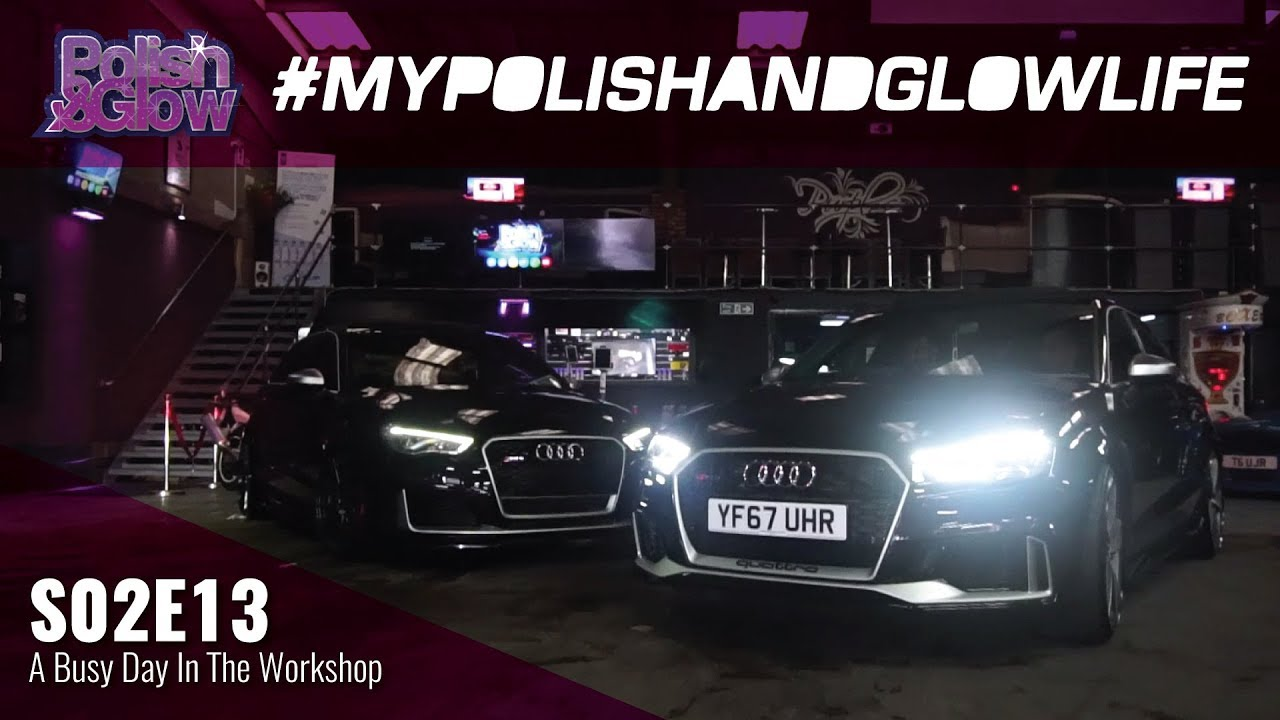 A Busy Day In The Workshop | S02E13 | My Polish & Glow Life