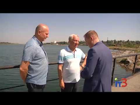 it3ua: Черноморск посетил глава АМПУ Райвис Вецкаганс