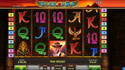 Online Casino Test des Slots Book of Ra Deluxe im Quasar-Casino
