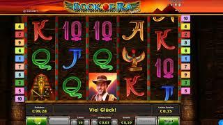 Online Casino Test des Slots Book of Ra Deluxe im Quasar-Casino