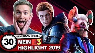 30 Sekunden über: unsere persönlichen Highlights der E3