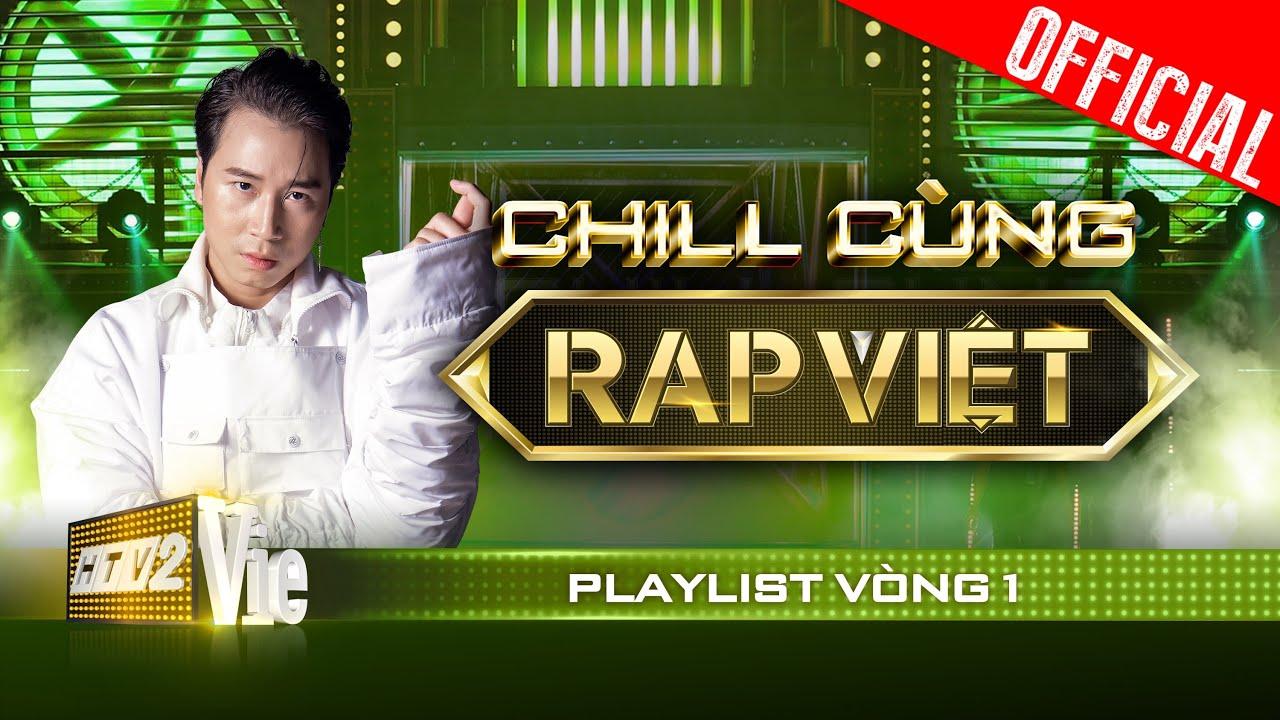 Team Karik: Tổng hợp phần thi vòng 1 | Chill cùng Rap Việt #3