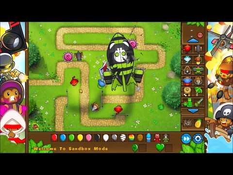 Stack Monkey Village special ability BTD5