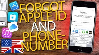 Gambar cover If you FORGOT BOTH APPLE ID PASSWORD AND PHONE NUMBER | Step by Step