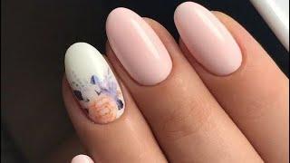 Модный маникюр 2021 Фото идей дизайна ногтей из инстаграм Manicure 2021