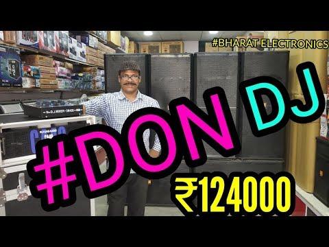 BHARAT ELECTRONICS #DONDJ SETUP ONLY-₹124000,***T&C APPLY