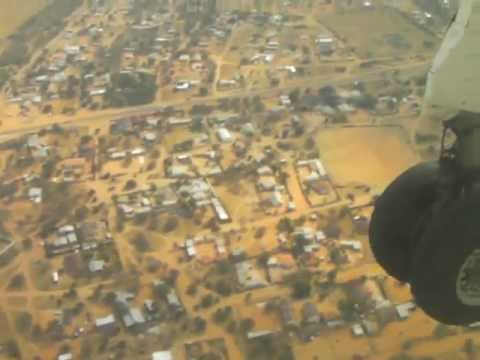 Smooth landing in Gaborone 1