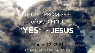 """All the Promises of God Find """"YES"""" in Jesus - Pastor Billy Jung (Hope of Glory)"""