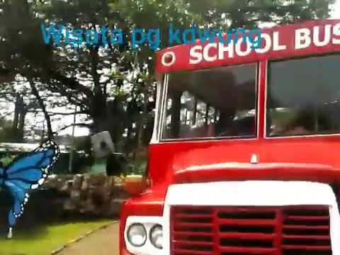 SCHOOL BUS LONDON city