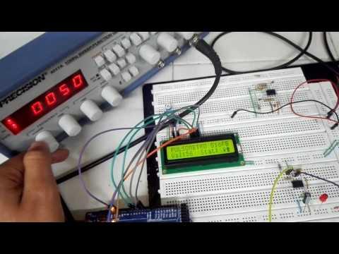 Prueba - Algoritmo de procesamiento - Dispositivo de BioFeedback