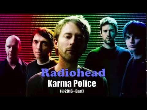 Radiohead - Karma Police (Karaoke)