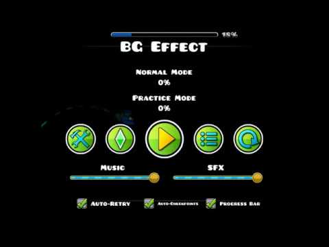 [Geometry Dash] How To Use ''BG Effect'' Trigger