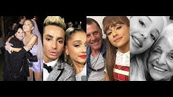 Ariana Grande Family Moments
