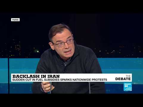 How big are Iran protests?