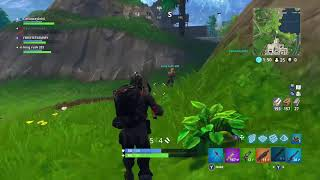 Fortnite Battle Royale glitch and 80 meter snipe