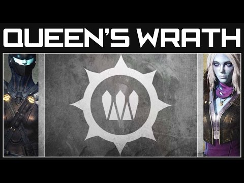 Destiny queen wrath matchmaking