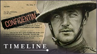 The First Secret Agents of The O.S.S | Secrets Of War | Timeline