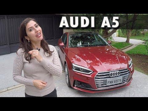 Audi A5 2018 Ambition Plus Sedan Sportback em Detalhes