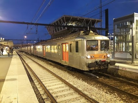 La Pointe Matinale En Gare De Juvisy - 23/11/17