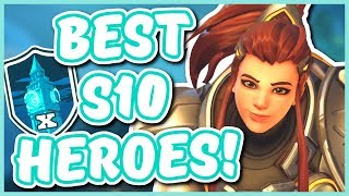 Overwatch - THE BEST HEROES FOR SEASON 10