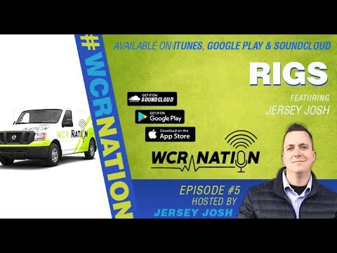 WCR Nation - Episode 5 – Rigs | the Window Cleaning Podcast