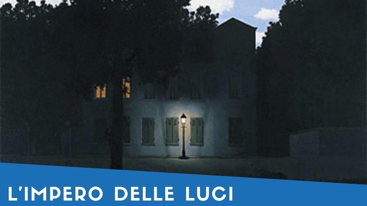 L Impero Delle Luci Magritte.L Impero Delle Luci Rene Magritte 1954