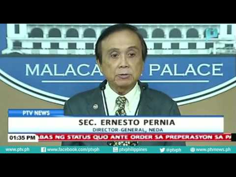 Duterte administration, inilatag ang Philippine Development Plan 2017-2020
