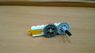 Lego урок робототехники