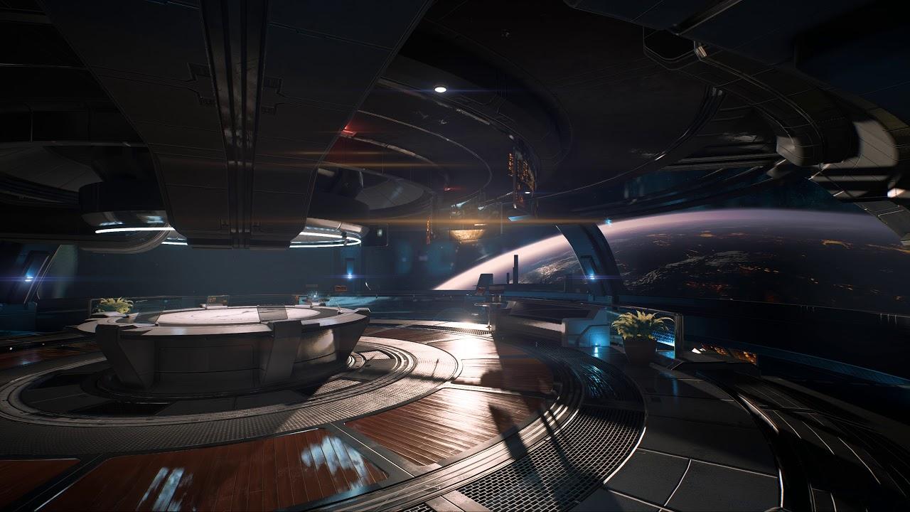 Tempest Command Station Blue Planet Me Andromeda Live