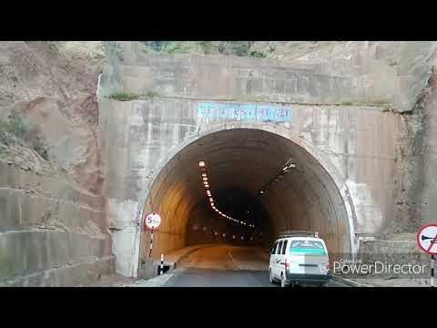 Jammu & Kashmir Tunnels visit   Hair pin curve   Vlog #1