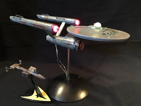 Repeat Polar Lights 1/1000 Original Series USS Enterprise