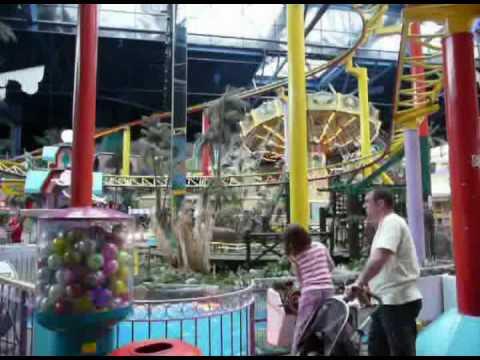 Metroland Funfair at Gateshead Metrocentre.