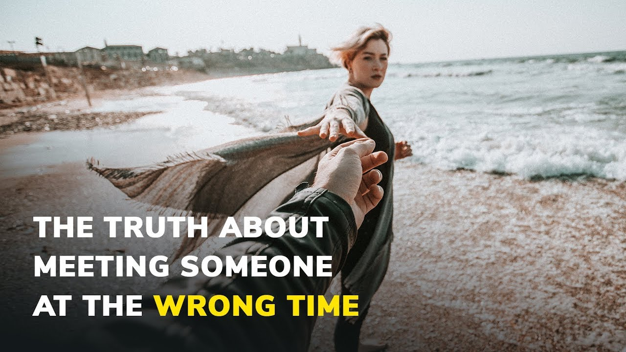 At the someone truth time meeting book about the wrong The Untold
