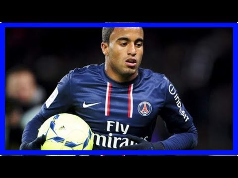 Lucas Moura linked with Manchester United - by SPORTS NEWS