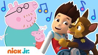 Love Your Family Song w/ Friends from PAW Patrol, Peppa Pig & More!   Nick Jr. Music