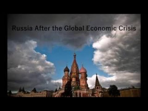Russia After The Global Economic Cr