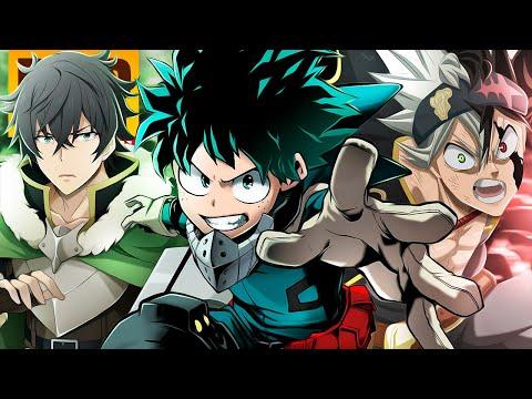 Rap do Asta, Deku e Naofumi 🔥 (Animes) | REJEIÇÃO E SUPERAÇÃO | LexClash