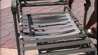 La Trousse De Reparation Pour Chaise Longue