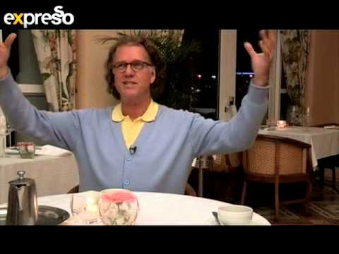 Interview With Andre  Rieu (28.08.2012)