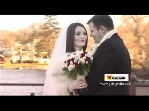 Christine's unforgettable wedding
