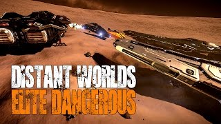 Download lagu Elite: Dangerous Horizons - The Journey Begins - Distant Worlds