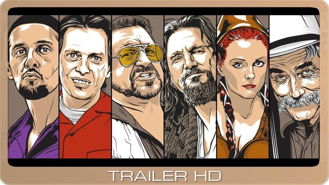 The Big Lebowski ≣ 1998 ≣ Trailer ≣ German | Deutsch ≣ Remastered