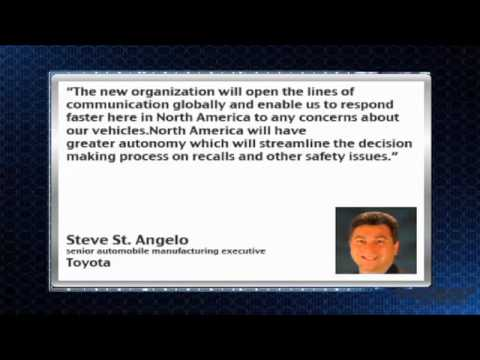 News Update: Toyota (NYSE: TM) Formed New Quality Task Force In North America