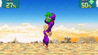 Dragon Ball Z - Supersonic Warriors - Dragon Ball Z - Supersonic Warriors (GBA / Game Boy Advance) - User video