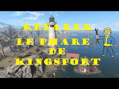 [Fallout 4 ] Réparer le phare de Kingsport